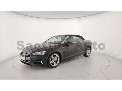 usata Audi A5 Cabriolet A5 2ª serie 2.0 TDI 190 CV S tronic Sport