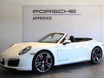 usata Porsche 911 Carrera 4S Cabriolet 911 3.0