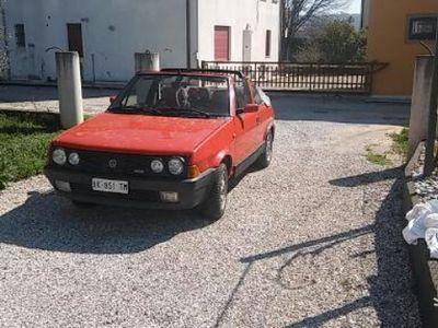 second-hand Fiat Ritmo Ritmo 85 Cabrio S