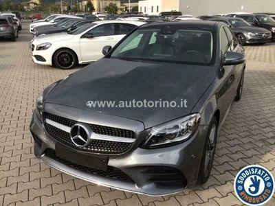 usata Mercedes C220 CLASSE C BERLINAd Auto PREMIUM