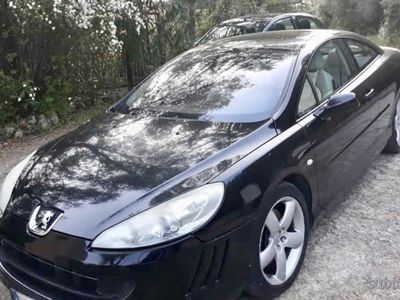 used Peugeot 407 Coupe 407 2.7 V6 HDi aut. Féline (int. Pelle)
