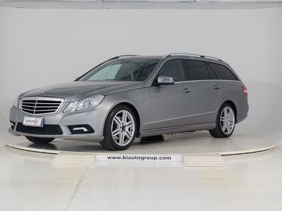 used Mercedes E220 CDI S.W. BlueEFFICIENCY Avantgarde