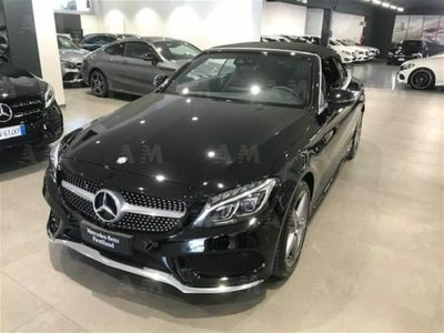 gebraucht Mercedes 400 Classe C Cabrio4Matic Auto Cabrio Premium Plus nuova a Firenze
