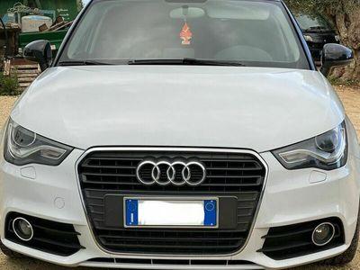 usata Audi A1 Sportback SPB 1.6 TDI S tronic Ambition