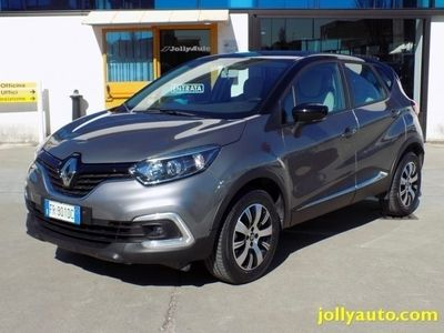 used Renault Captur dCi 8V 90 CV S&S Energy Zen OK NEOPATENTATI