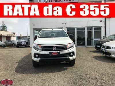 usata Fiat Fullback 2.4 150CV Doppia Cabina SX S&S nuova a Pisa