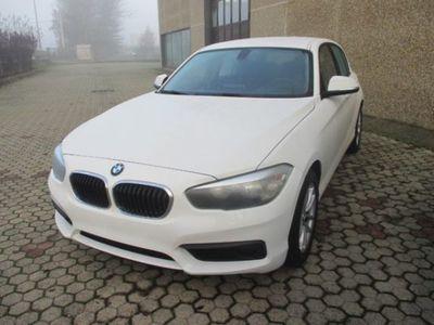 usata BMW 116 i 5p.
