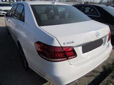usata Mercedes E250 CLASSE EBlueTEC 4Matic Automatic Premium