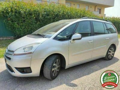 usata Citroën Grand C4 Picasso 1.8 Classique Bi Energy M Benzina/Metano