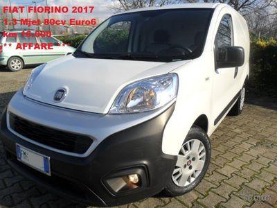 usata Fiat Fiorino 1.3 Mjet 80cv Euro6 RADIO TOUCH 2017