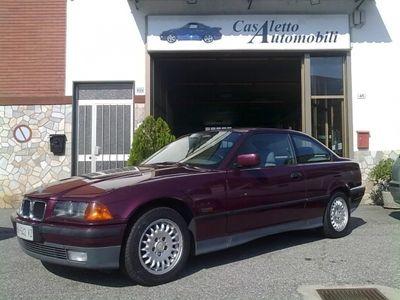 usata BMW 318 is 16V Coupé/PROSSIMA STORICA/Tagl./PERFETTA/