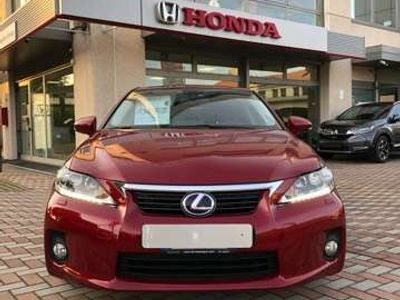 usata Lexus CT200h Hybrid Luxury