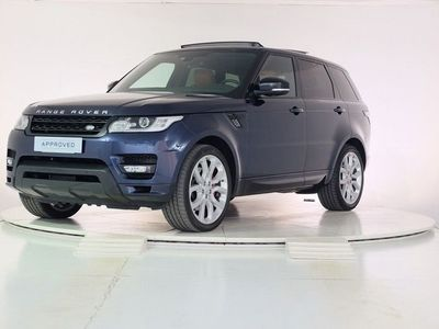begagnad Land Rover Range Rover Sport 3.0 SDV6 Autobiography Dyna