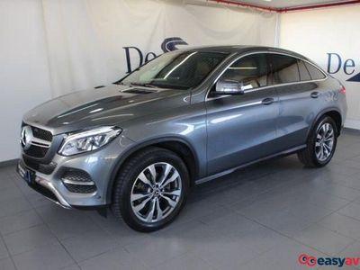 usata Mercedes 350 gle coupéd 4matic exclusive diesel
