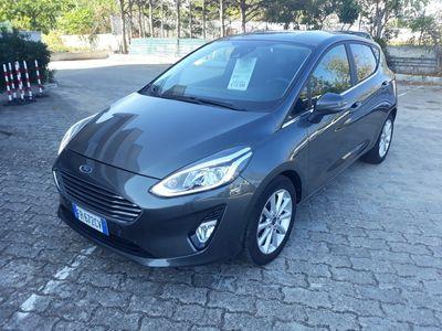 usata Ford Fiesta Fiesta 7ª serie1.1 85 CV 5 porte Titanium Berlina [SEMESTRALE]