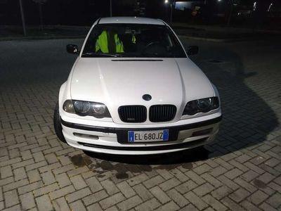 usata BMW 320 Serie 3 (E46) turbodiesel cat 4 porte