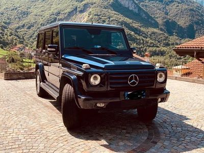 usata Mercedes G320 CDI cat S.W. Lunga