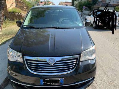 usata Lancia Voyager 2.8 Turbodiesel Gold 163 CV