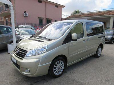 usata Fiat Scudo 2.0 MJT PClimati Panorama Executive 6