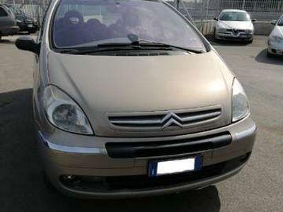 usata Citroën Xsara Picasso 1.6 HDi 110CV FAP Exclusive