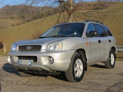 brugt Hyundai Santa Fe 2.0 CRDi TD 4WD GL Plus Autoc. usato