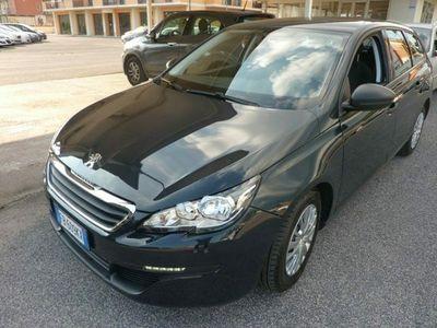 usata Peugeot 104 308 BlueHDi 100 S&S SW Access km 75000 Legge