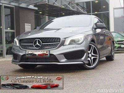 gebraucht Mercedes CLA200 CLA 200 PTSd pacchetto AMG Night Li
