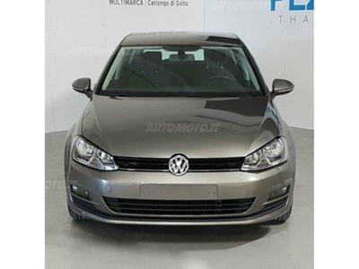 usata VW Golf Sportsvan 1.6 TDI 110CV Comfortline Blue Motion del 2015 usata a Goito