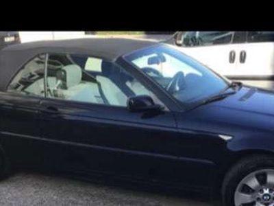 usata BMW 320 Cabriolet Serie 3 (E46) cat
