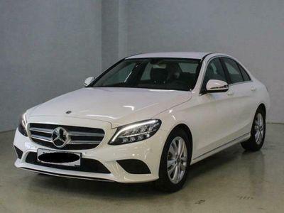 brugt Mercedes C200 d Avantgard Automatic