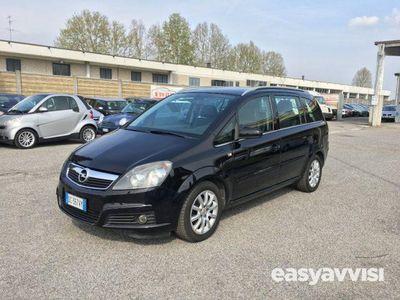usata Opel Zafira Zafira 1.8 16V VVT Cosmo1.8 16V VVT Cosmo