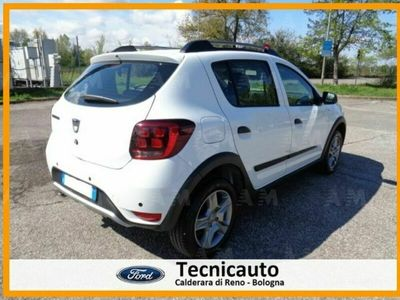 usata Dacia Sandero Stepway 0.9 TCe 90 CV Comfort 4/5-Porte