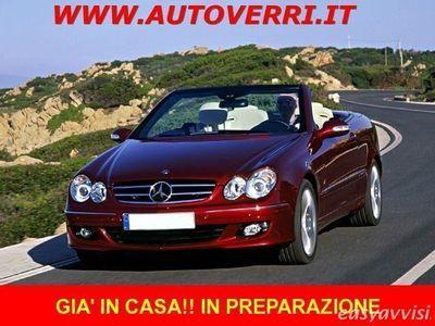 gebraucht Mercedes CLK200 Kompr. cat Cabrio Elegance