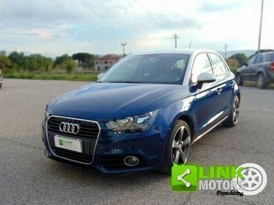 usata Audi A1 1.6 TDI S tronic