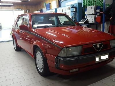 usata Alfa Romeo 75 Turbo QV Iscritta ASI - 1989