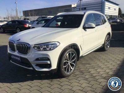 usata BMW X3 X3XDRIVE20D X LINE