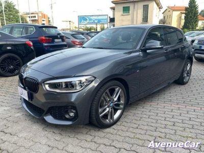 usata BMW 120 d XDRIVE 5p. Msport M sport automatica navi 18'LED