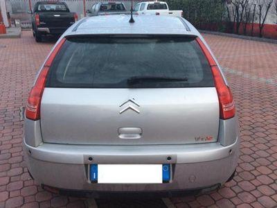 usata Citroën C4 1.6 HDi 110CV FAP VTR