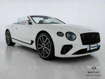 usata Bentley Continental GT Continental 2ª s.V8 Convertible nuova a Milano