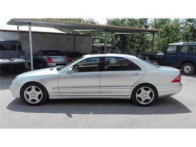 usata Mercedes S55 AMG AMG Classe (W/V220) cat Lunga GPL