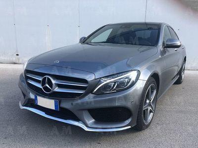 usata Mercedes C220 d 4Matic Automatic Premium