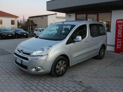 gebraucht Citroën Berlingo 1.6 HDi 92cv E5 AUTOCARRO 5 posti / prezzo + IVA