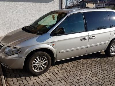 usata Chrysler Grand Voyager 2.8 CRD cat Limited Auto