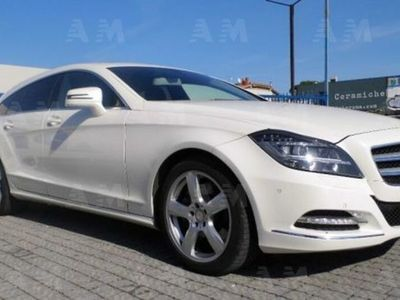 usata Mercedes CLS350 Shooting Brake CDI SW BlueEFFICIENCY usato