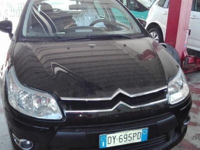 käytetty Citroën C4 diesel UNICOPROPRIETARIO