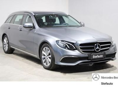 usata Mercedes E220 S.W. 4Matic Business Sport COMAND rif. 12272202
