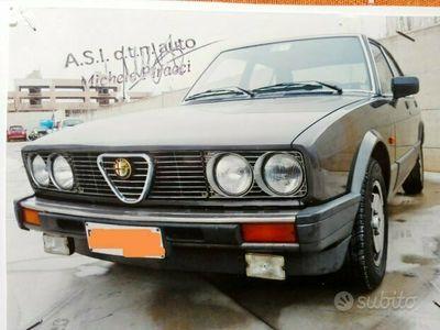 usata Alfa Romeo Alfetta - 1984
