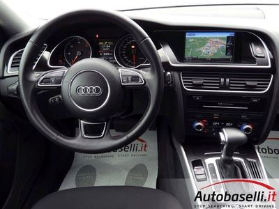usata Audi A5 Sportback 2.0 TDI QUATTRO BUSINESS S-TRONIC S-LINE 190CV