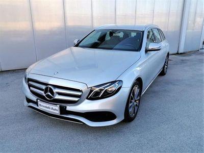 usata Mercedes E220 E 220 d S.W. Auto SportS.W. Auto Sport