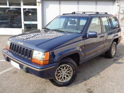 used Jeep Grand Cherokee 4.0 Auto. Quadra-Trac 4WD Limited